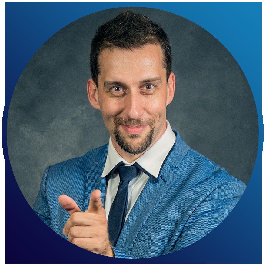 Temesvári Richárd - Websiker Mentor