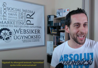 A legbolondabb magyar online marketingesek riportja - Websiker Mentor